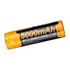 Fenix ARB-L21-5000 5000mAH 21700 Rechargeable Battery for PD36R PD40RV2 TK22UE
