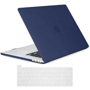 """Hard Rubberized Case Keyboard Cover for 2020 MacBook Air Pro 13"""" M1 A2337 A2338"""