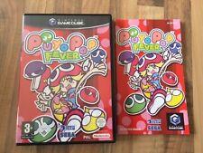 Gamecube :       PUYO POP FEVER            PAL EUR