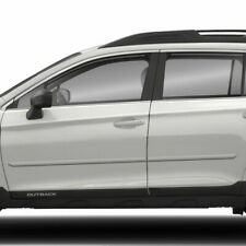 Fits: SUBARU OUTBACK 2010-2015 PAINTED BODY SIDE MOLDING FE-OUTBACK