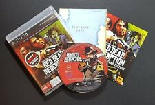 Red Dead Redemption Game Of The Year Edition (Sony PlayStation 3) PS3 Game - VGC
