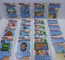Super Mario Advance 4: Super Mario Bros. 3 (Game Boy Advance) e-Reader Card lot