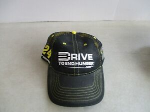 WORN JEFF GORDON #24 CHASE FOR THE SPRINT CUP 2011 ONE SIZE FITS MOST CAP