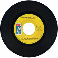 "OLLIE & THE NIGHTINGALES  ""DON'T DO WHAT I DID""   NORTHERN SOUL   LISTEN!"