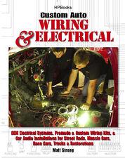 Custom Auto Wiring & Electrical - Book HP1545