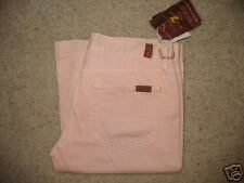 NWT Pink Seven For All Mankind Dojo  size 25~~CUTE~~