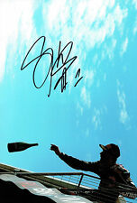 Sylvain GUINTOLI SIGNED Autograph 12x8 Celebration Photo 2015 Season AFTAL COA