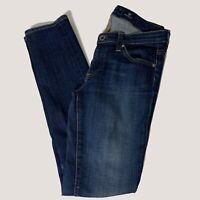 AG Adriano Goldshmied Women's Jeans - Stilt Skinny Leg, Medium Wash - Size 26