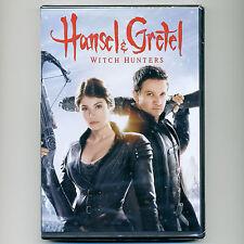Hansel & Gretel: Witch Hunters 2013 R movie, new DVD Janssen, Vitala, Halloween