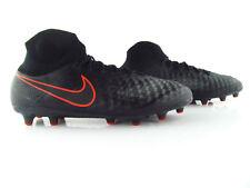 best loved 30512 3e32f Nike Magista Obra II AG-PRO Black Soccer Fussball UK 7.5 US 8.5