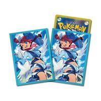 Pokemon center JAPAN - Swanna & Skyla Card Deck Shields (64 Sleeves)