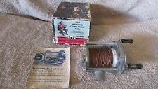 Vintage Horrocks-Ibbotson New Admiral Level Wind Fishing Reel -Jeweled (G 48)