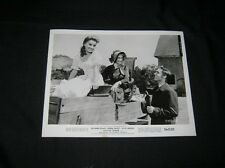 Original 1956 ELVIS PRESLEY LOVE ME TENDER Periodical & NSS Theatre Photo #3