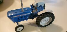"""Vintage  Ertl Ford 4000 Farm Toy Tractor 3 Pt. 10.5"""" Diecast with Tall Exhaust"""