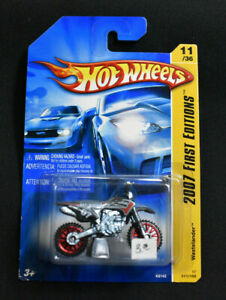 Hot Wheels 2007 First Editions 11/36 Wastelanders 011/156 (400)