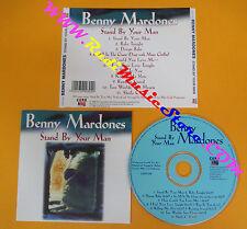 CD BENNY MARDONES Stand By Your Man 1996 Us CURB RECORDS  no lp mc dvd vhs (CS5)