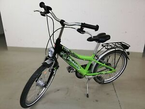 Fahrrad Puky Crusader 20 Zoll / 3 Gang  / Grün - TOP-Zustand