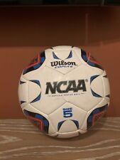 Wilson Ncaa Copia Ii Soccer Ball, White - Size 5