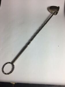 VINTAGE STERLING CANDLE SNUFFER