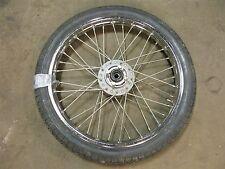 1977 kawasaki kz200 front wheel rim k404~
