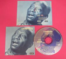 CD LEADBELLY Easy Ryder 1998 Europe CHARLY RECORDS no lp mc dvd  (CS55)