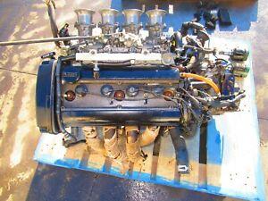 JDM Toyota Corolla Levin 4AGE 20Valve BlackTop Engine LSD MT Transmission 4AGE