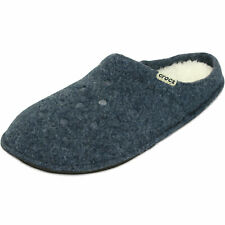 Crocs Classic Slipper Unisex Hauspantoffeln nautical navy/oatmeal