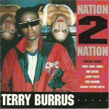 """Terry Burrus–CD: """"Nation 2 Nation"""""""