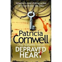 Depraved Heart (Kay Scarpetta 23), Cornwell, Patricia, Very Good Book