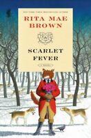 Scarlet Fever, Hardcover by Brown, Rita Mae; Gildea, Lee, Jr. (ILT), Like New...