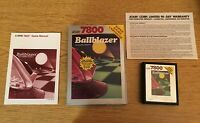 Ballblazer Atari 7800 Complete Boxed Game & Manual CX7815 - US Seller