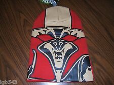 """New with tags- ICP """"Ring Master""""  Full Face Beanie with cut out eyes"""