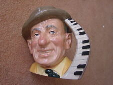Doulton Character Jug Jimmy Durante1st Quality Pristine Cond. Issued 1985