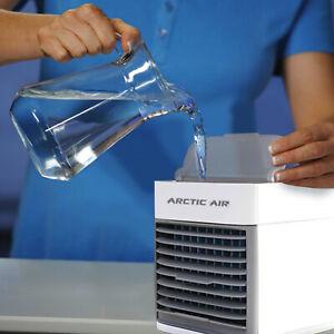 Arctic AIR Ultra Evaporative Portable Air Conditioner Cooler w/LED Night Light