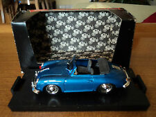 Brumm 1/43 Porsche 356 Speedster 1952 blue