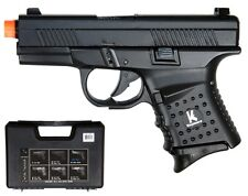 HFC HG-165 Green Gas Powered Tactical Airsoft Pistol w/ Blowback - Semi Auto