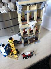 Lego City Fire Hotel