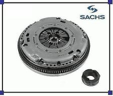 New *Genuine* SACHS OEM VW Polo 1.6 TDI 2009> Dual Mass Flywheel & Clutch Kit