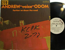 "Andrew ""Voice"" Odom - Farther on Down the Road  (BluesWay 6055) PL (Earl Hooker)"