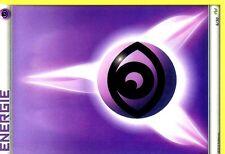 PROMO POKEMON FRANCAISE KIT BRUYVERNE N°  6/30 ENERGIE PSY
