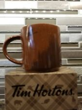 Tim Hortons Holiday 2017 Limited Edition Mug - Brown Canadian Geese