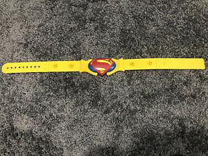 Thinkway Toys Plastic Superman Belt