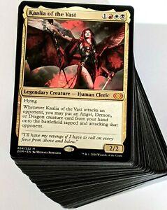 ***Custom Commander Deck*** Angels - Kaalia of the Vast - EDH MTG Magic Cards