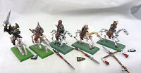 Warhammer Vampire Counts Mounted Black Knights army lot wights