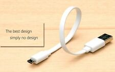 Xiaomi Mi Short Micro USB Cable Fast Charger for Powerbank Samsung Sony Micromax