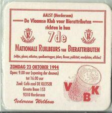 S-B coasters bierdeckel ROMAN 23 OKTOBER 1994