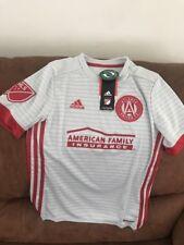 Adidas Atlanta United Mls Soccer Jersey NWT Size Medium Youth