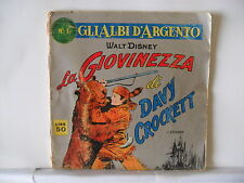 GLI ALBI D'ARGENTO n.  1 del 1957  Walt Disney Mondadori