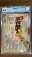 Fantastic Four #19 (Marvel 1963) CGC NM- 9.2 Off-white to white pages KANG KEY!