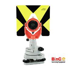Sokkia Type -30/0mm Survey Prism Reflector & Tribrach w Optical Plummet Adapter